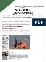 ¿Qué son las reservas de hidrocarburos_ - Grupo Milenio.docx