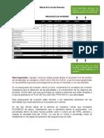 Manual de La Corrida Financiera de Prana Mexico