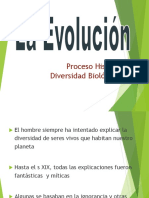 Teoria Evolutiva II Ep