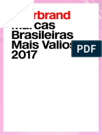 Best Brazilian Brands 2017