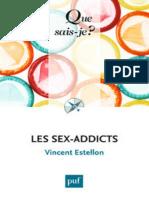 Les Sex-Addicts - Estellon Vincent