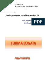 Aas3 Sonata y Formas de Sonata