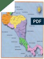 Hidrografia de Centroamerica