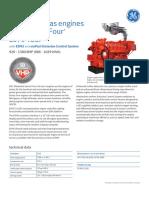Waukesha Vhp l5794gsi Product Sheet