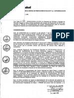 MANUAL  DE PROCEDIMIENTOS DEL EQUIPO INTERDISCIPLINARIO RES GCPS N°28