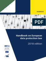 Fra Coe Edps 2018 Handbook Data Protection En