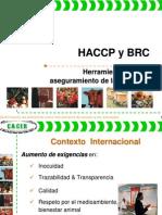 HACCP Y BRC