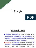 termodinámica Exergia