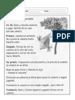 Textos Para Microtaller Cometa