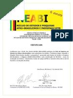 Neabi - Certificados Denise