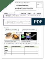 Connotativos y Denotativos 5 y 6