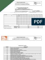 FR-ITISTMO-7.5.1!07!05 Seguimiento de Proyecto de Residencia Profesional