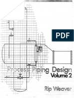 Process Piping Design Rip Weaver - Volume 2