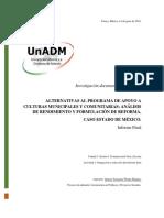 S8. Actividad 1 Integración y Redacción Del Informe Final