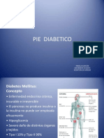 2 Clase Pie Diabetico