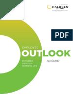 Employee Outlook Survey (CIPD, 2017)