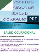 Conceptos Generales de Salud Ocupacional