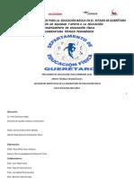 Programa de Educacion Fisica en Primaria Completo Queretaro