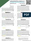 Evangelismo Creativo - Tarjeta de Ilusion Optica Plantilla 2-2