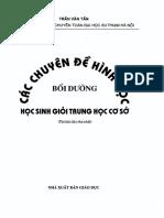 Các chuyên đề BDHSG Hình học THCS - Trần Văn Tấn.pdf
