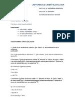 CUESTIONARIO Quimica Organica 2