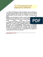 53317584 Causas y Consecuencias de La Contaminacion Ambiental