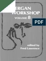 Lonergan Workshop Vol 8
