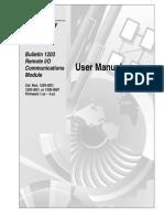 Manual 1203 GD1