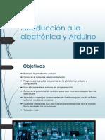 Introducción a Microcontroladores ARDUINO