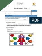 Prueba de Matemática 2° n-3