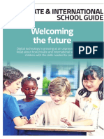 PRIVATE & INTERNATIONAL SCHOOL GUIDE