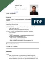 Joao Antonio B. Flores - CV