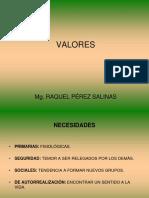 Clase 2 - Valores