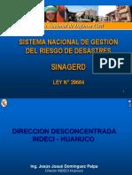 1 Exposicion Del Sinagerd Actualizada
