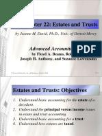 Beams10e_Ch22 Estates and Trust .ppt