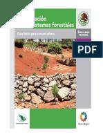 Restauracion de Ecosistemas Forestales