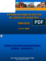 1  EXPOSICION del SINAGERD actualizada.ppt