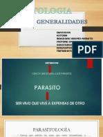 PARASITOLOGIA GENERALIDADES-1