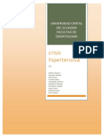 Crisis Hipertensiva Unido