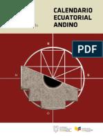 Calendario Ecuatorial Andino