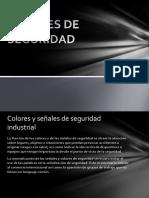 Normativa Colores Seguridad Industrial