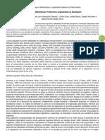 Predictores Longitudinales de Desempeño LeFevre 2010