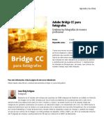 Adobe Bridge Cc Para Fotografos