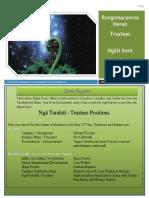 Rongomaraeroa Marae Newsletter Vol2 Issue 1