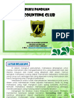 Booklet Accounting Club