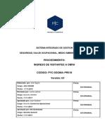 PYC-SSOMA–PR018 Ingreso de Visita a Obra