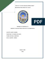 Análisis de Escenarios Trabajo Finanzas