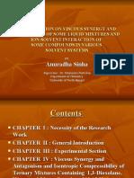 Ph.D. Seminar