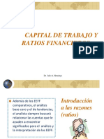Und. 5-13 Capital de Trabajo y Ratios Financieros