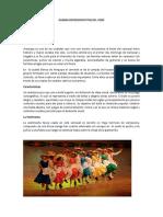 Danzas Representatitas Del Perú